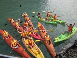Era Cruises Halong 1 day tour